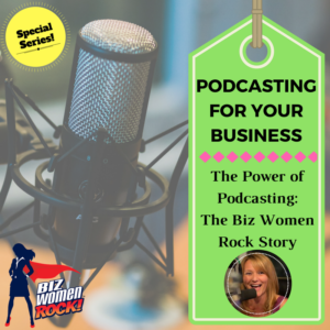 PODCASTING FOR YOUR BIZ SERIES