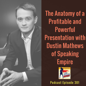Episode 301 Dustin Mathews