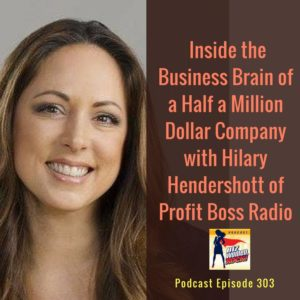 Episode 303-Hilary Hendershott