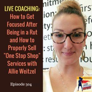 Live Coaching - Allie Weitzel (2)