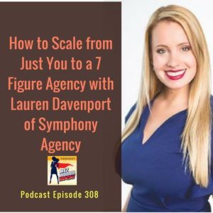 Episode 308 - Lauren Davenport